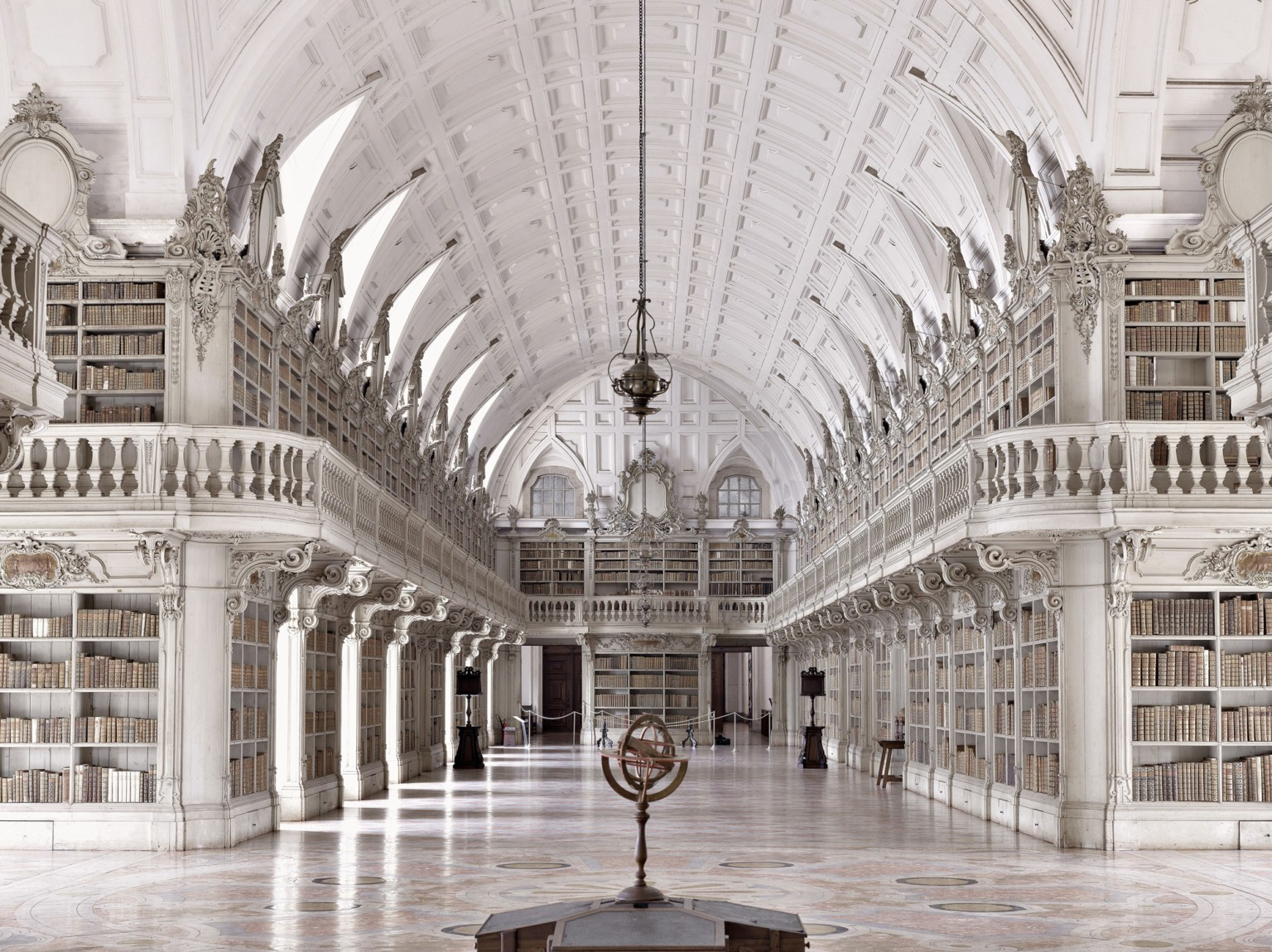 Look Inside the World's Most Beautiful Libraries in a New 560-Page Photo Book by Massimo Listri