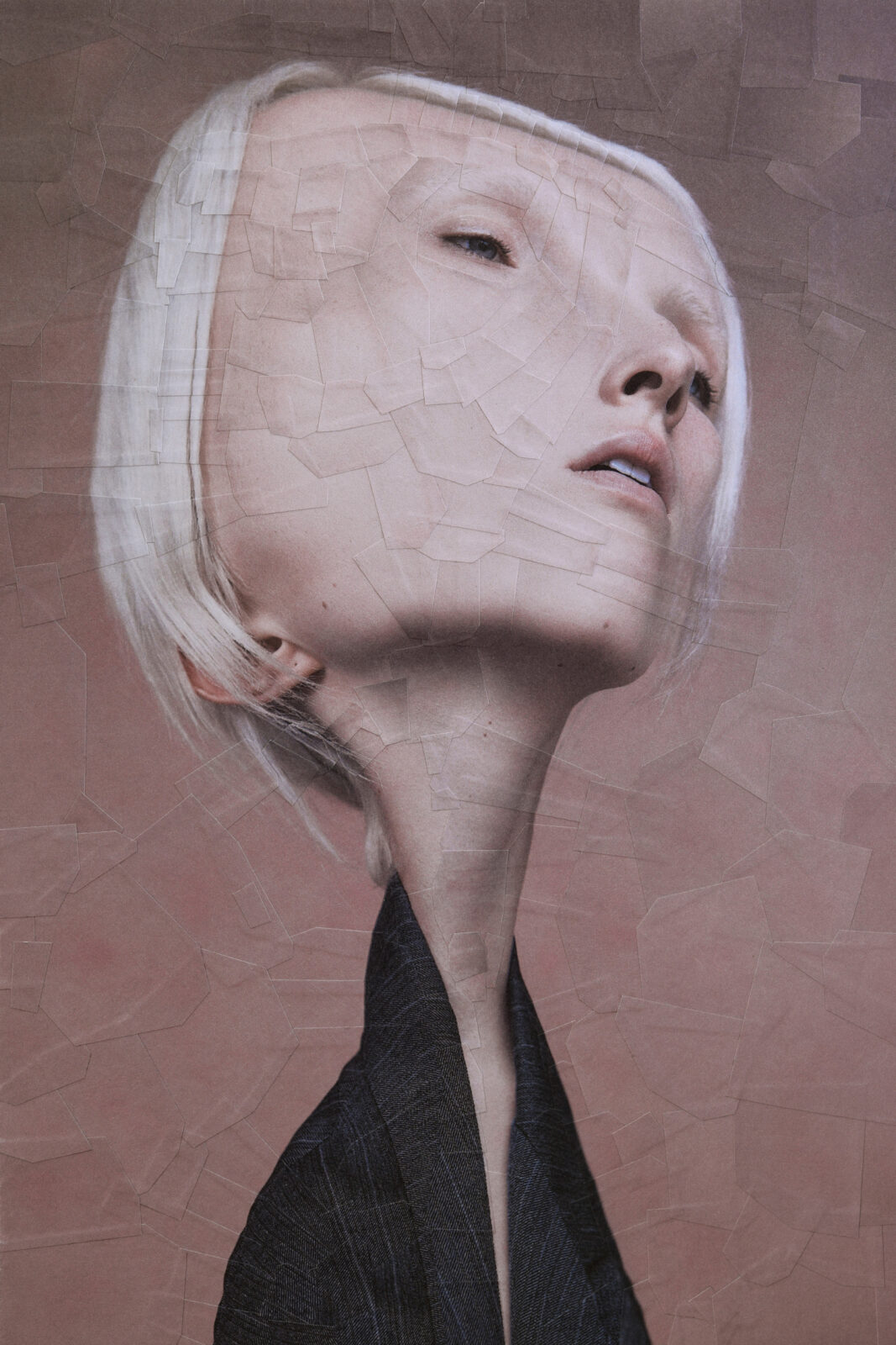 Mesmerizing New Collages by Lola Dupré Distort the Human Form into Gravity-Defying Shapes
