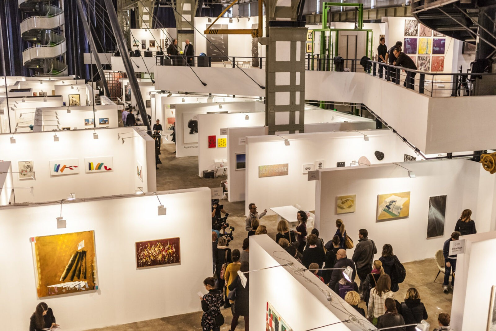 What does the US art market expect?