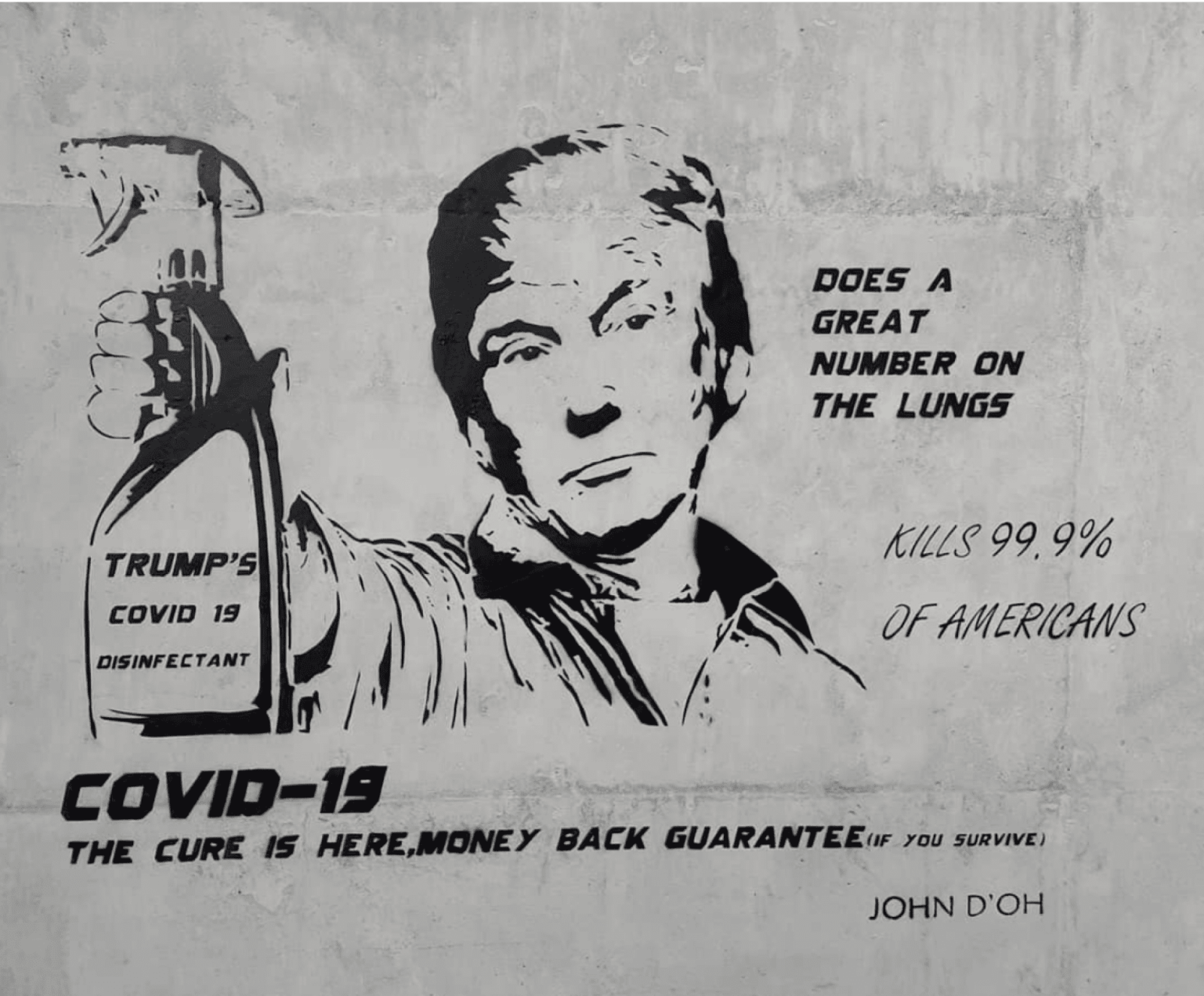 Street art digest: quarantine, new superheroes, and a lot of love