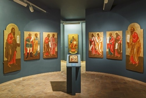 The New Art Experience - ICONS Museum