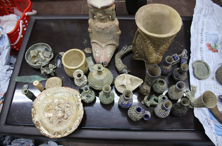 Over 19,000 artifacts seized in global anti-trafficking operation
