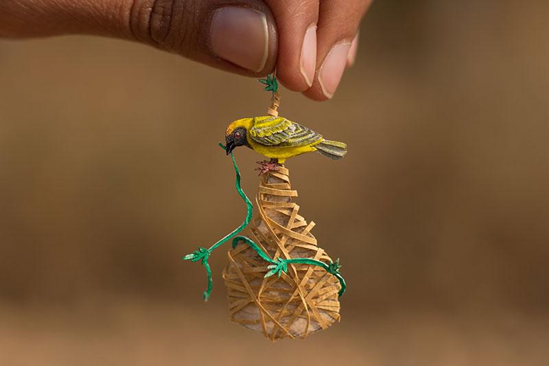365 Days of Miniature Art by Nayan and Vaishali