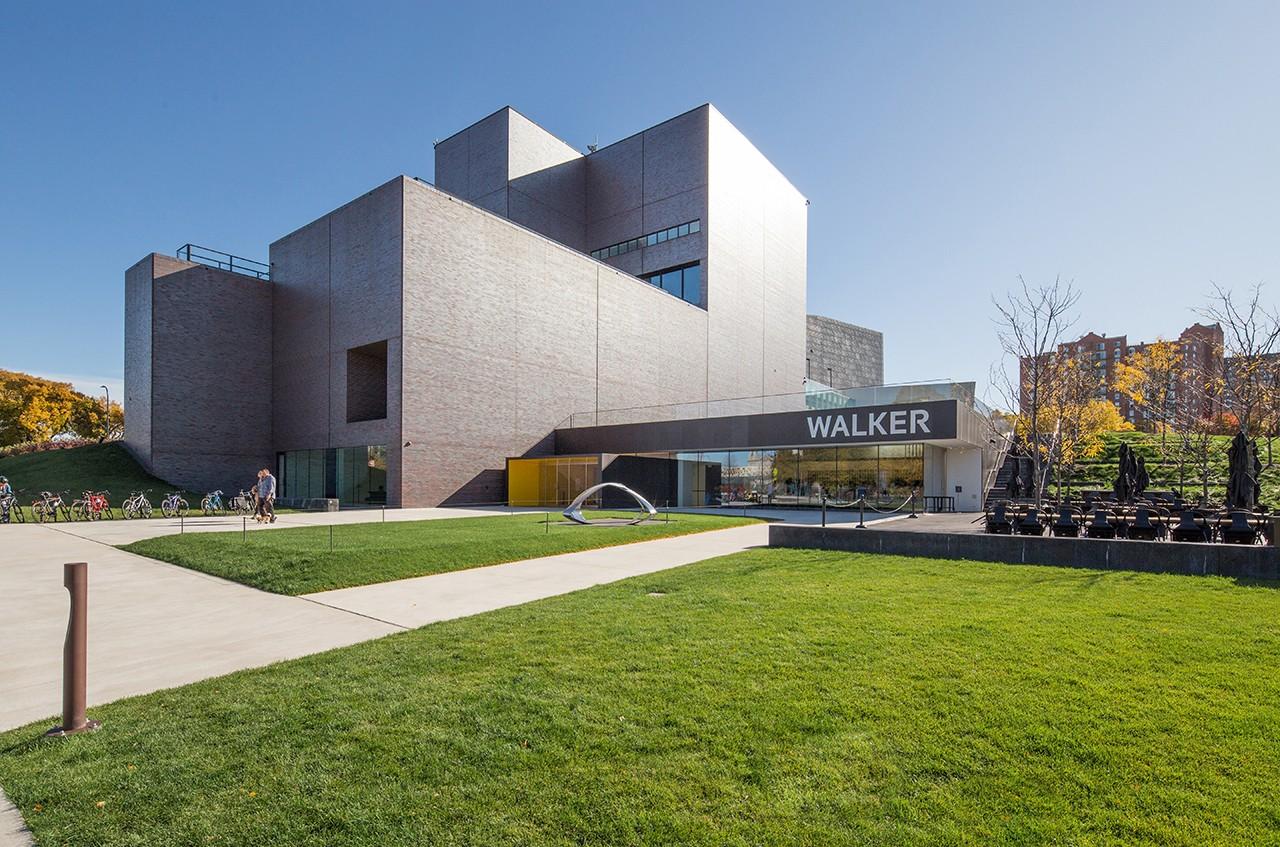 Walker Art Center - The Best Modern And Contemporary Art Installations