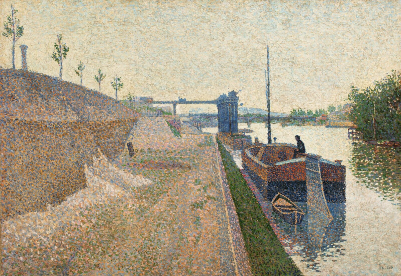 The paintings of Pissarro and Cinac, stolen by the Nazis, will be auctioned for the first time