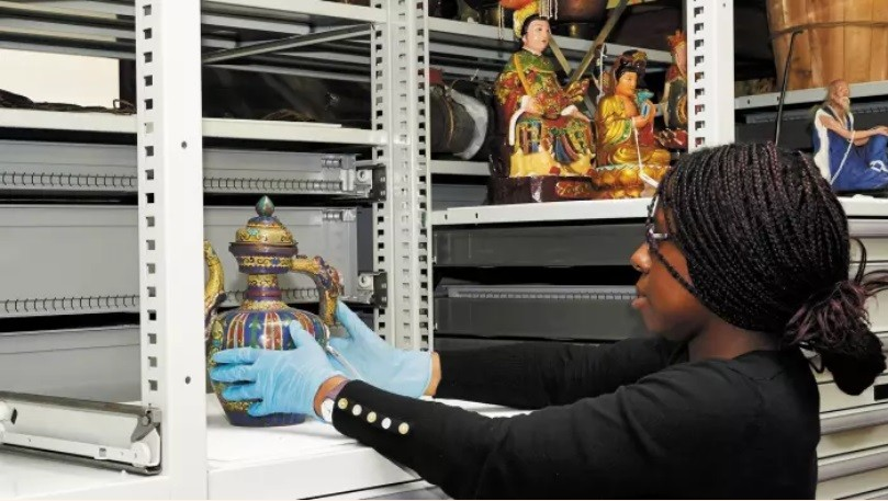 British Museum To Move Stored Treasures Outside London