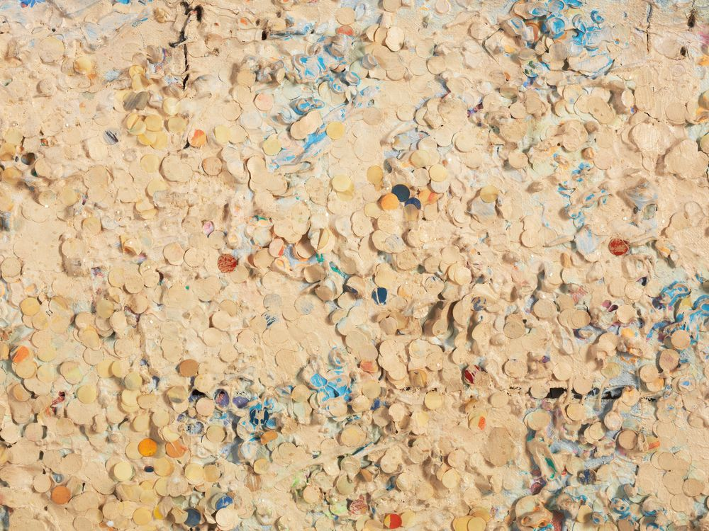 Howardena Pindell, Shaped by Segregation in 1950s America, Receives First Major Museum Survey