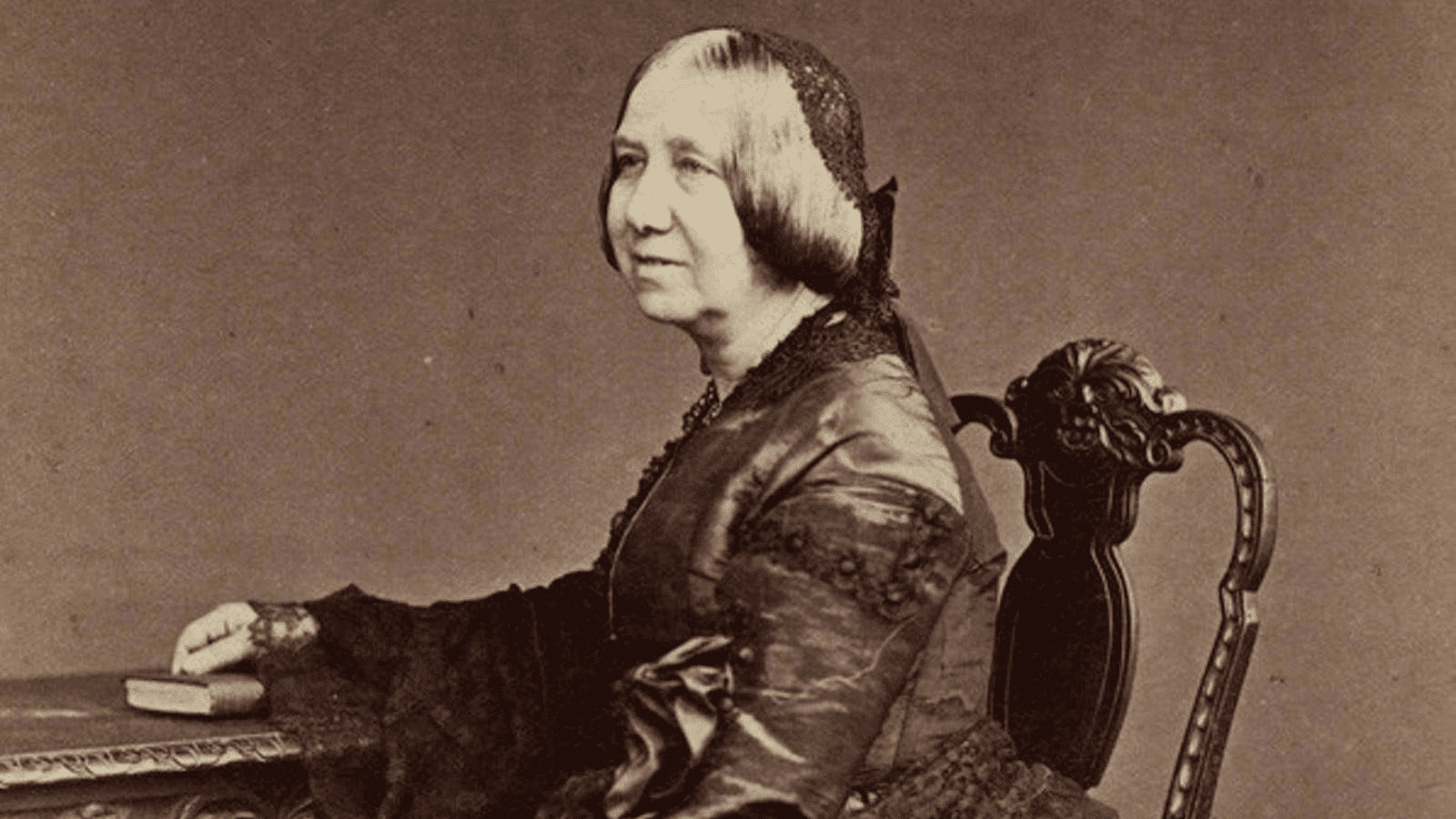 The missing picture of Charles Dickens