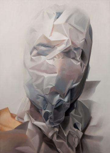 How Hyperrealism Meets Surrealism in Mike Dargas' Seductive portraits