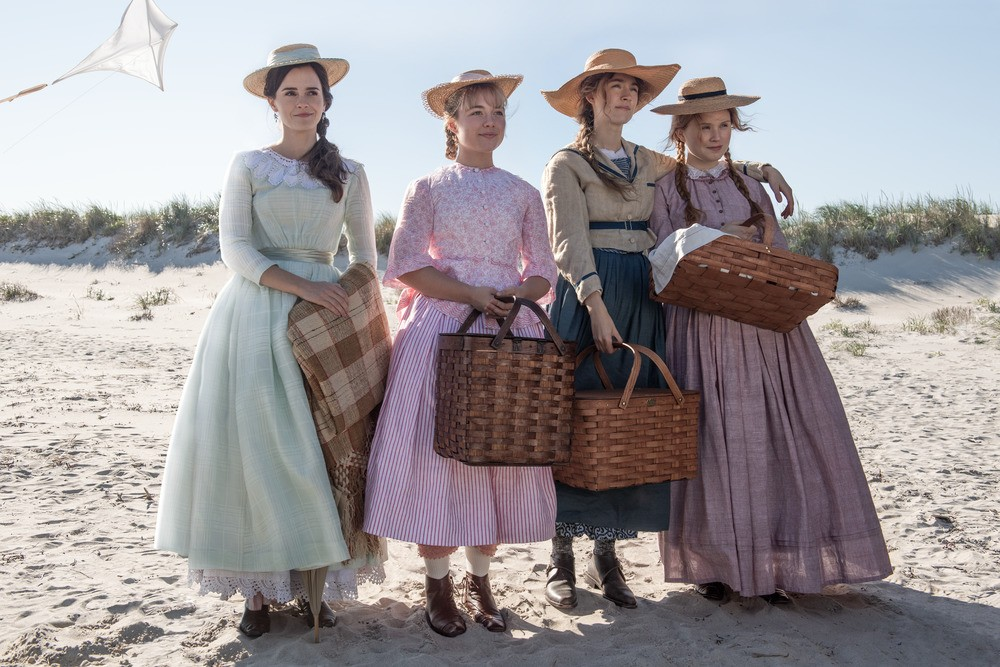 How Winslow Homer and other paintings have inspired costume designers in 'Little Women' movie