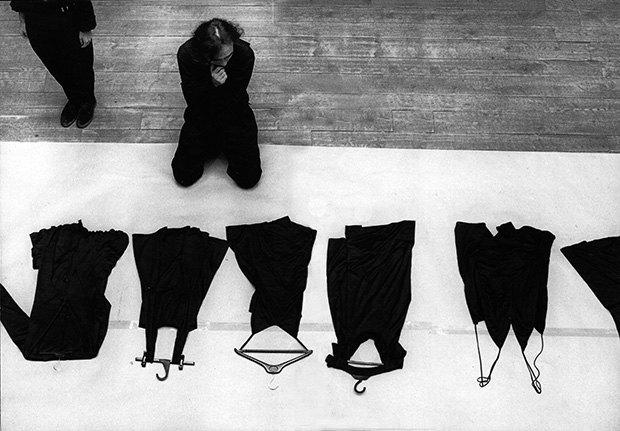 Icon of the era: Yohji Yamamoto
