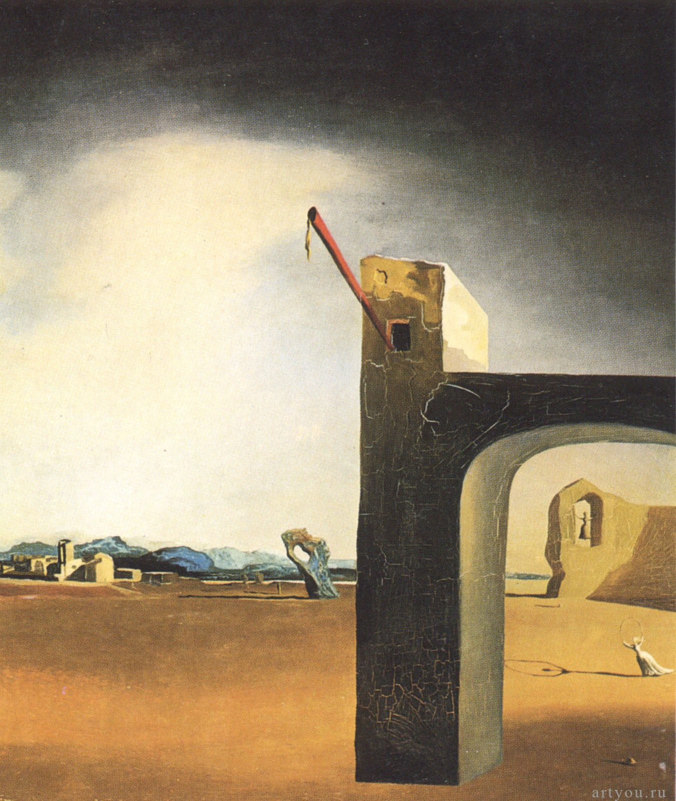 A Salvador Dalí Expert Says He Has Rediscovered One of the Artist's Long-Lost Paintings