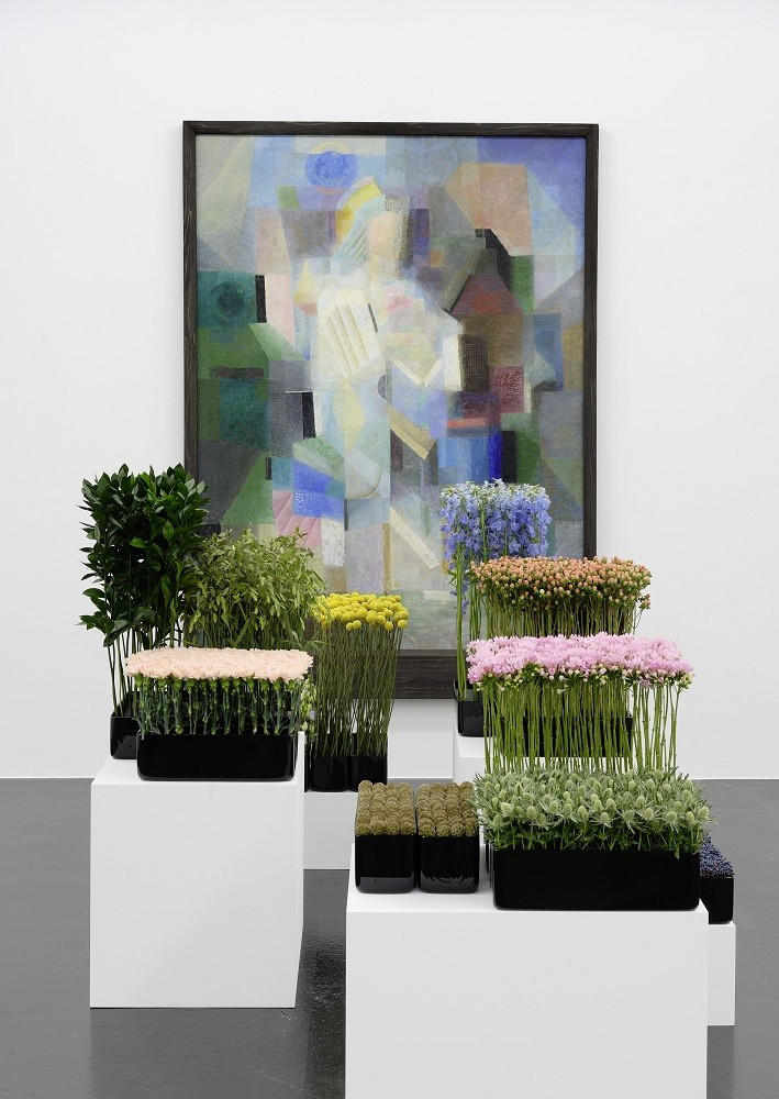 """""""Flowers for art"""": a creative experiment by florists and museum workers"""