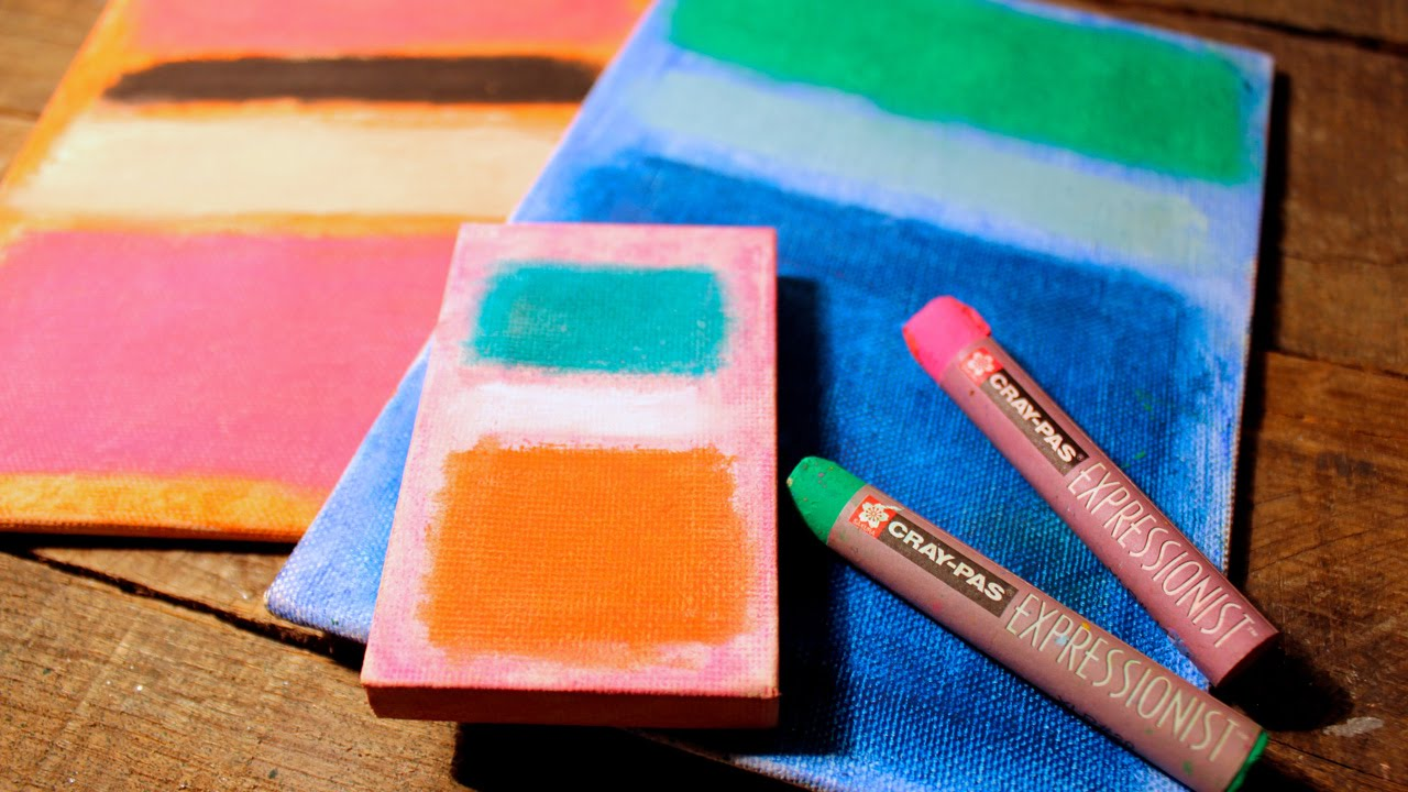 How to teach art to children. Lessons from Mark Rothko