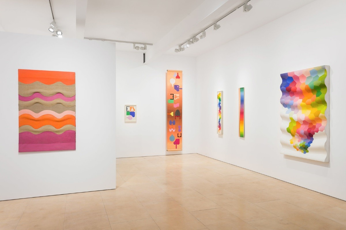 Hungarian Artist Ilona Keserü's First Solo Exhibition in London on View at Stephen Friedman Gallery