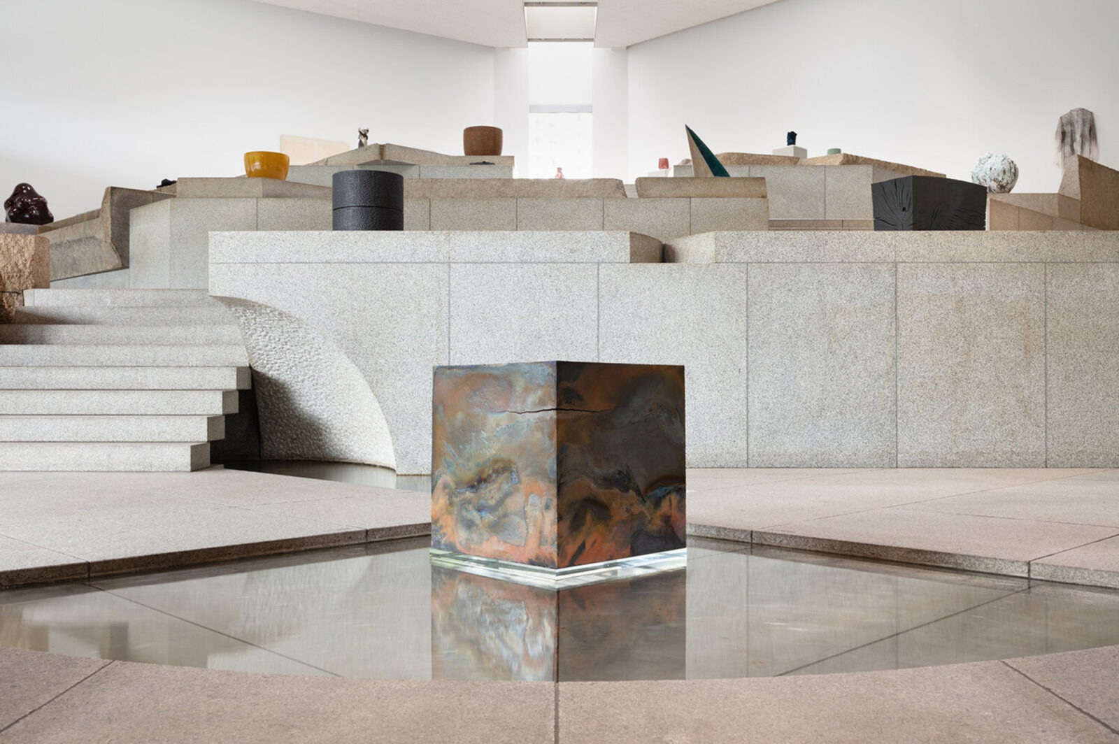Fanglu Lin has been named as the winner of the fourth Loewe Foundation Craft Prize