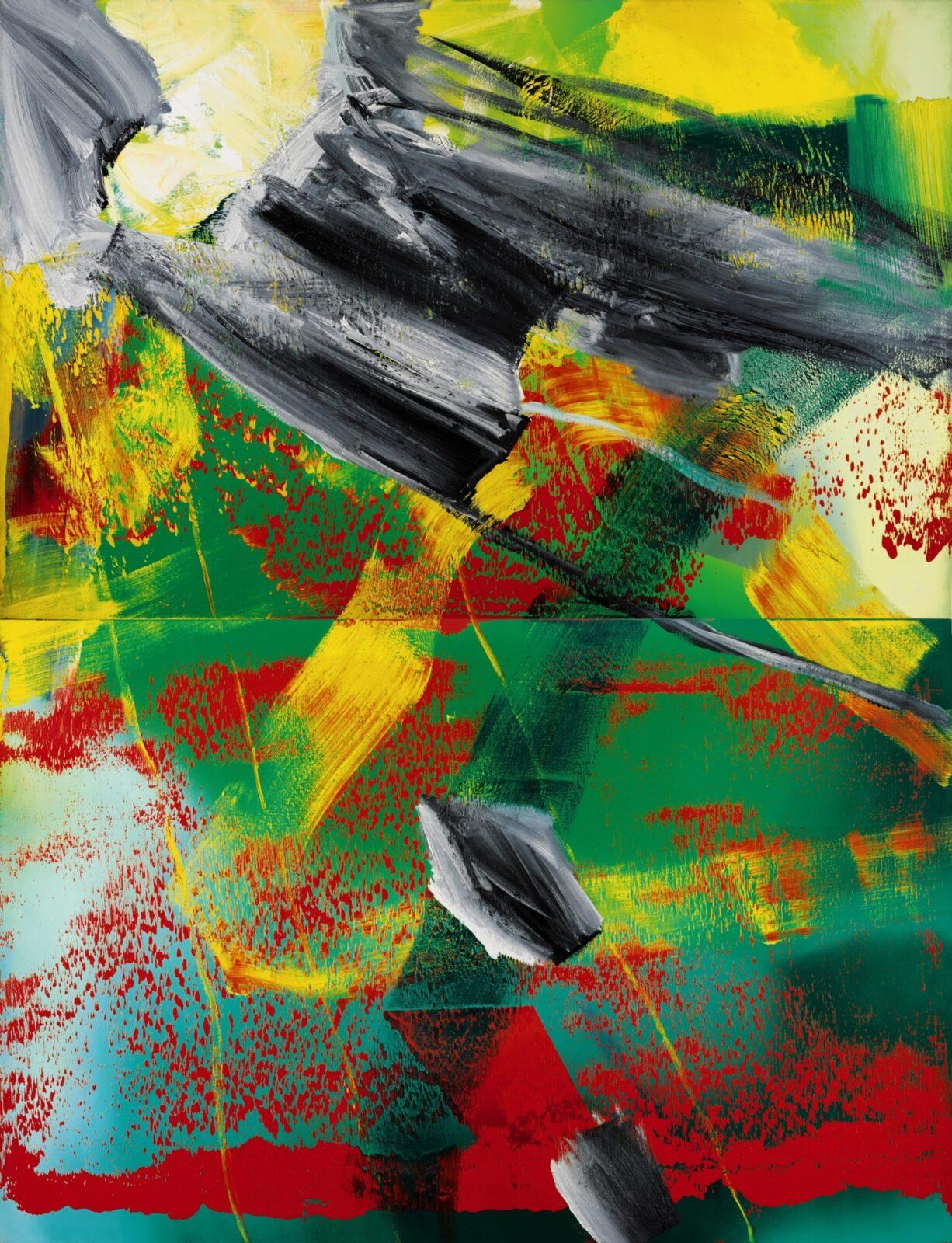 Sotheby s focuses on a few works for a strong frieze usa art news - Richter garten ...