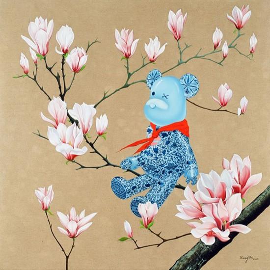 Song Wei Sculpture