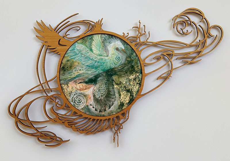 Where the Sea Meets the Sky: Paintings by Stephanie Law