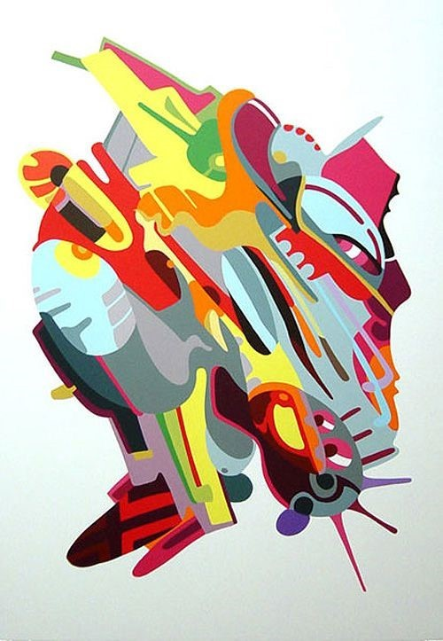 21st Century Abstraction Artists