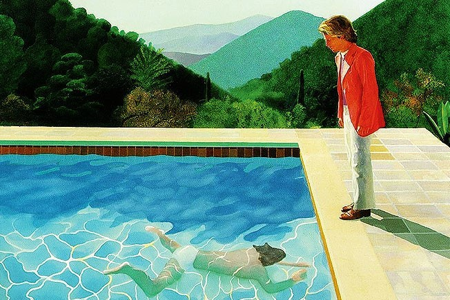 David Hockney: 5 facts from the biography of the artist