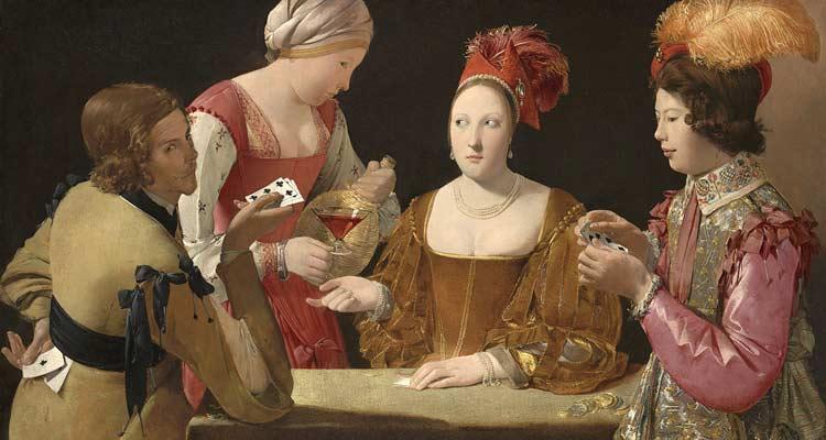 Gambling and Casino in the Art