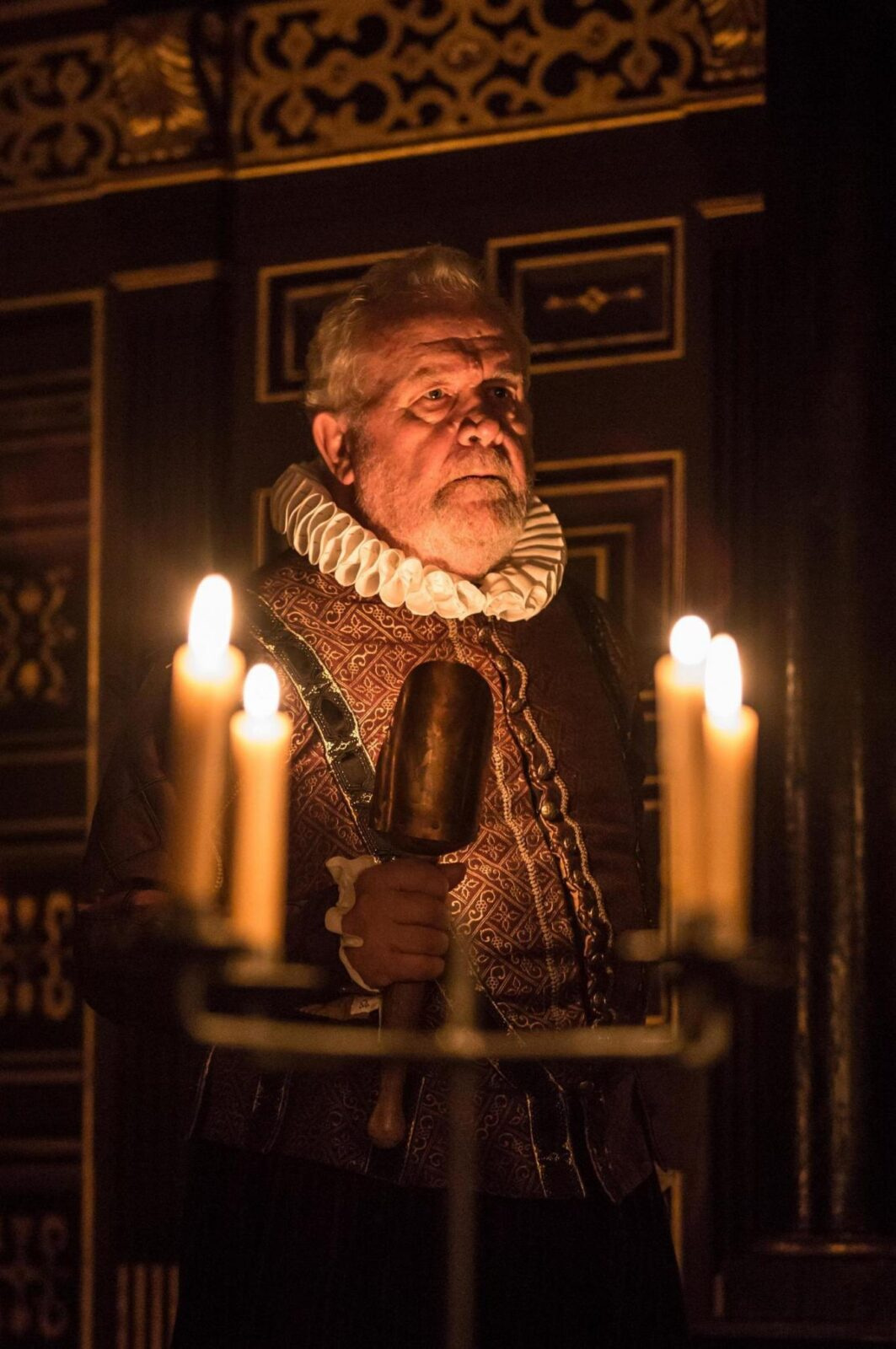 The Secret Theatre review: Tarantino meets the Tudors