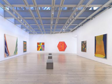 David Hammons's Installation At The Whitney Museum of American Art