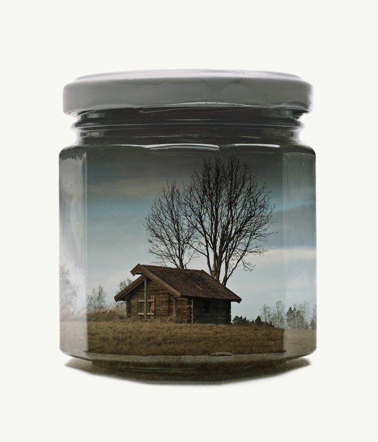 Photographer Christoffer Relander Collects Memories In An Unusual Way