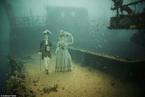 Drowning World - Underwater Photography by Andreas Franke
