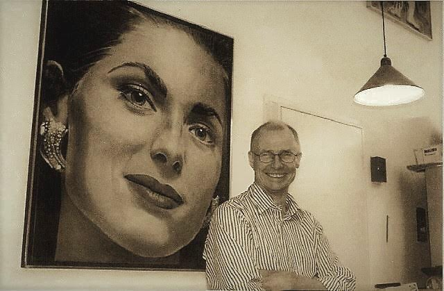 The Hard Way of a Talented Artist Kees Fluitman