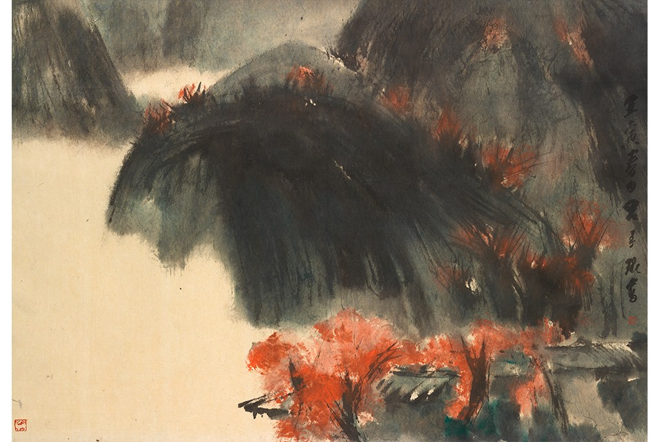 Exhibition at Vancouver Art Gallery Features Works by Lui Shou Kwan in Dialogue With Emily Carr