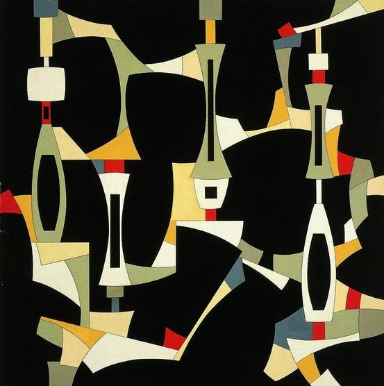 Exhibition Illustrates The Rich Cultural And Visual History of Geometric Abstraction