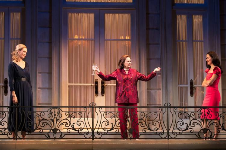 """The Parisian Woman"" Review At Hudson Theatre"