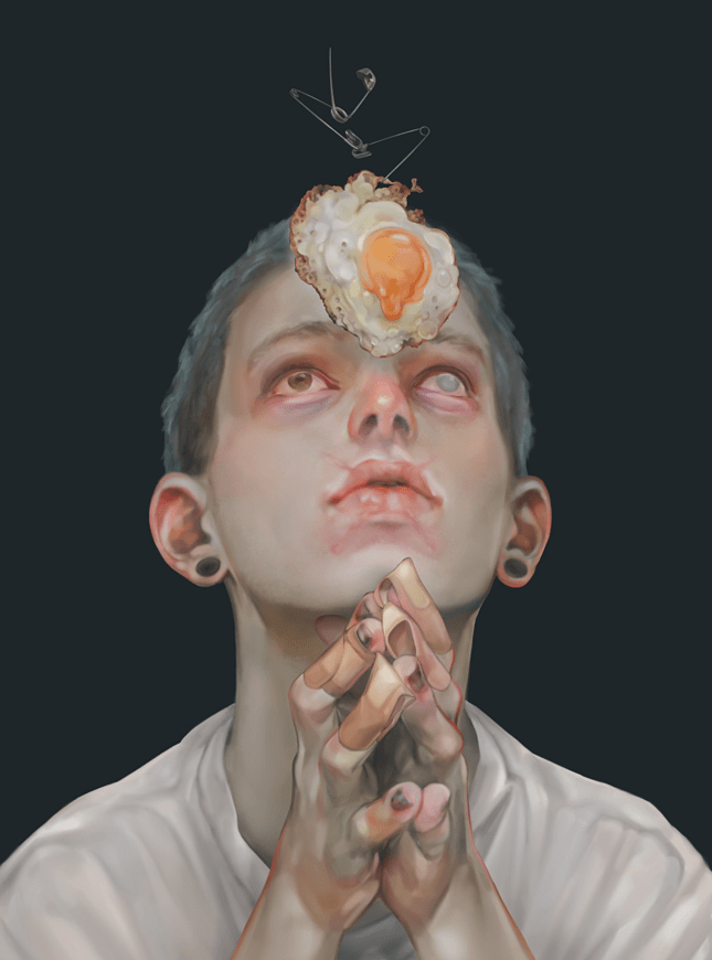 The Digital Works by Xhxix