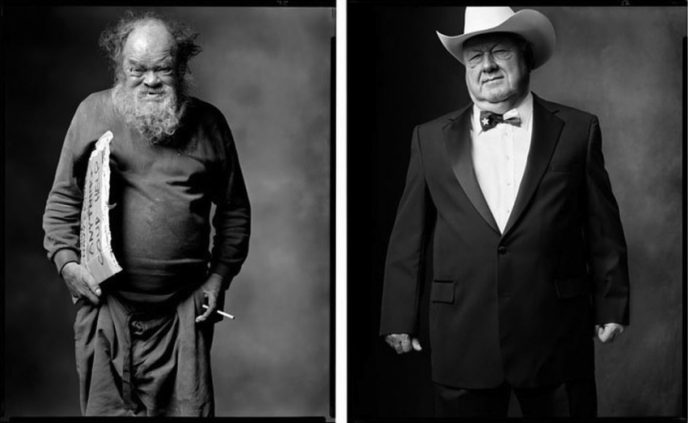 """""""Created Equal"""": A Scandalous Photo Project About Absolutely Different And At The Same Time Such Similar People"""
