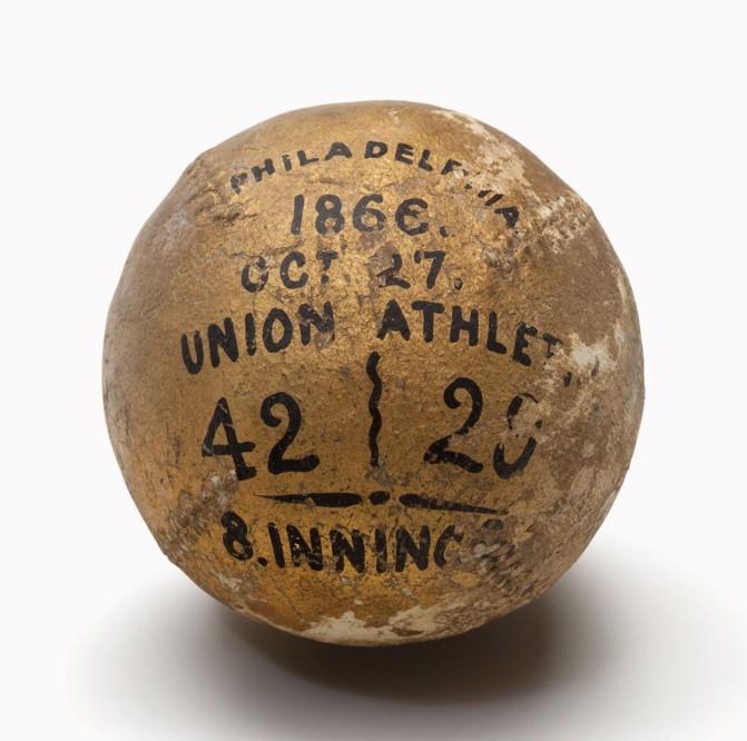 Christie's Will Offer Rare Baseball 'Artefacts'
