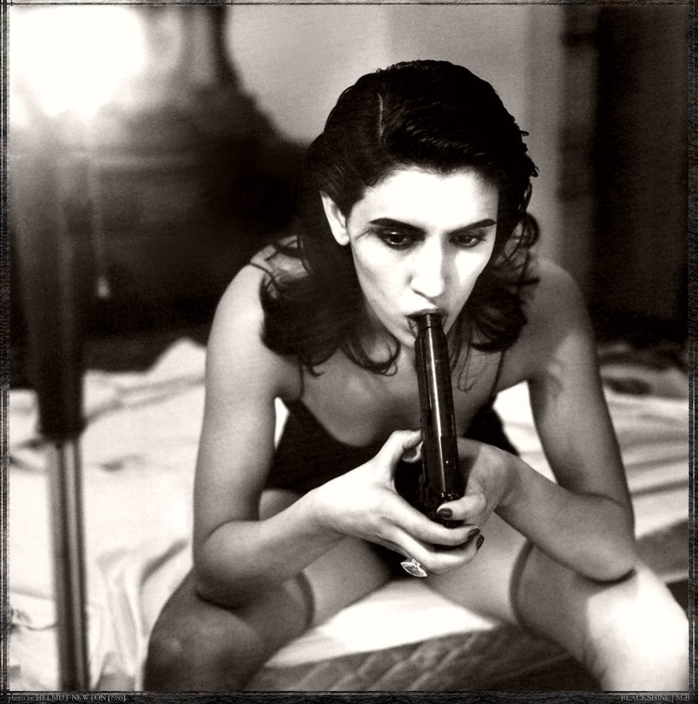 The Powerful Images From Helmut Newton